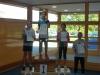 Rosa auf Platz 1, 1. Regionalranglistenturnier in Gomaringen