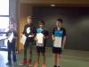 Carlos auf dem 3. Platz, 2. Regionalranglistenturnier in Herrenberg