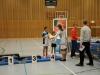 Rosa und Sarah auf dem 4 Platz, 2. Bez.-RLT in Friedrichshafen